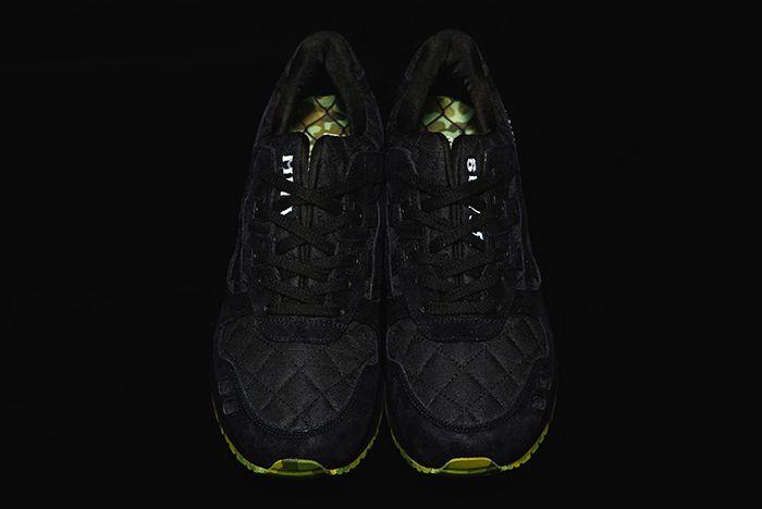 Beams X Mita Sneakers X Asics Gel Lyte Iii Souvenir Jacket