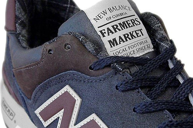 New Balance Market Pack Cumbria Tongue 1