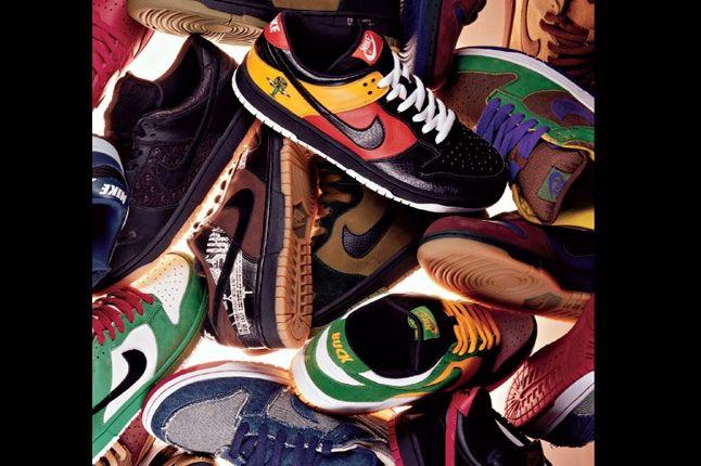 Nike Sb Dunk Pro Book 21 1