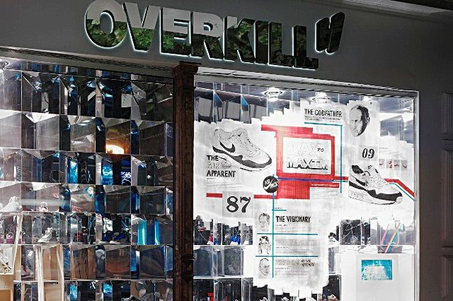 Air Max 1 Installation Overkill Berlin 1