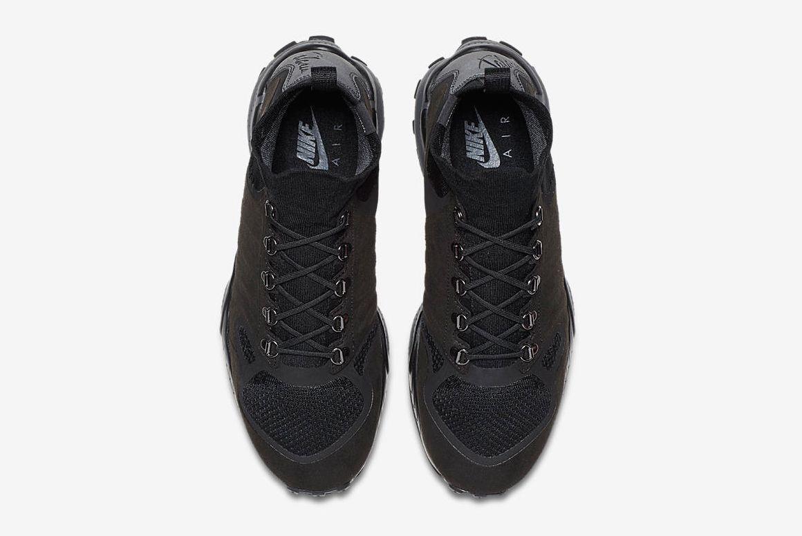 Nike Talaria Flyknit Black 4