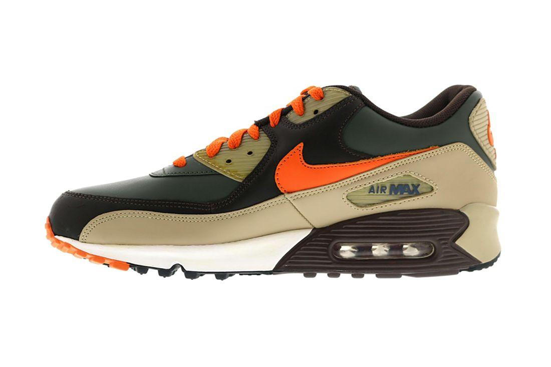 Nike Air Max 90 Warhawk 315728 381 Medial