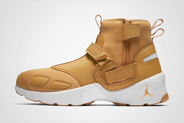 Air Jordan Trunner Lx High Golden Harvest Wheat Brown Thumb
