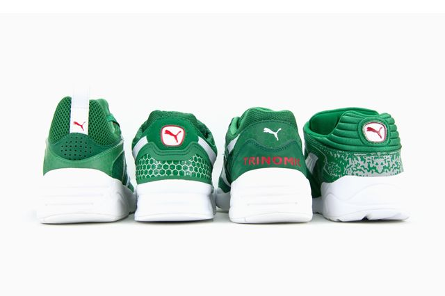 Puma Green Box Pack Bumperoo 5