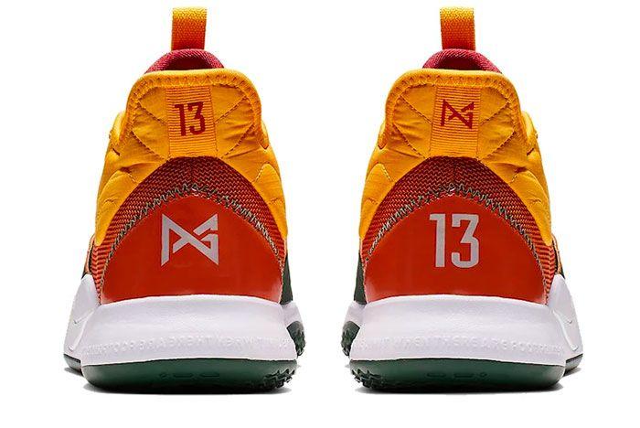 Nike Paul George 3 Acg Release Date Heel