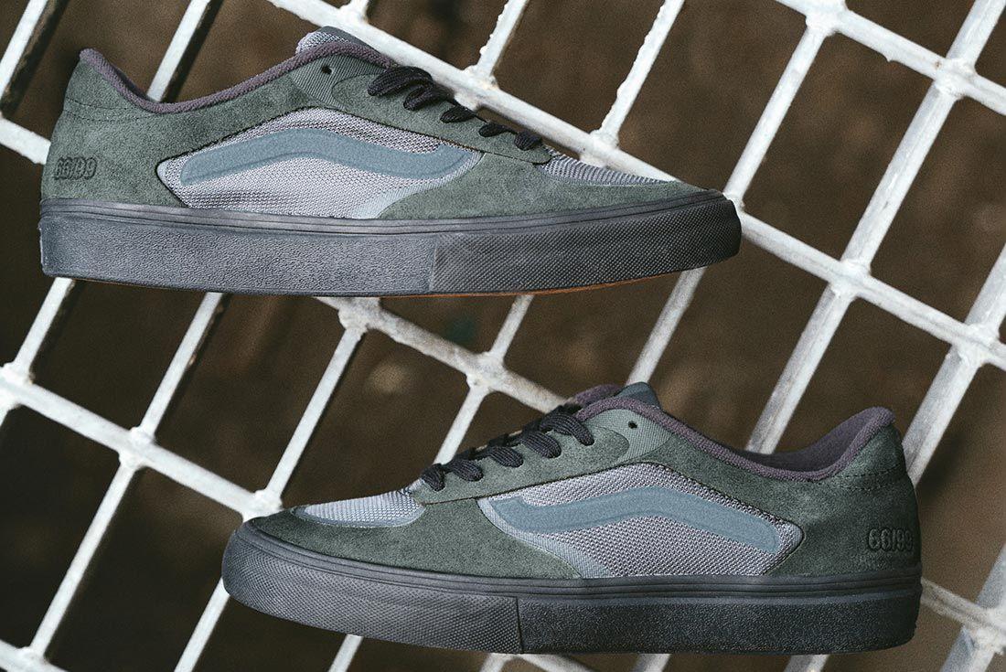 Geoff Rowley Vans Shoe Side Shot