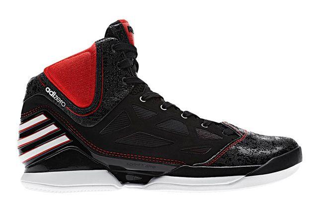 Adidas Adi Zero Rose 2 5 Black 1