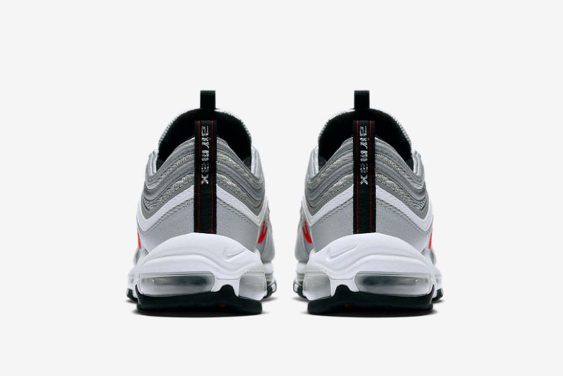 Nike Airmax97 Silver Bullet 1