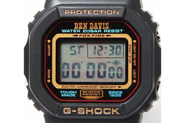 Ben Davis G Shock 7 1