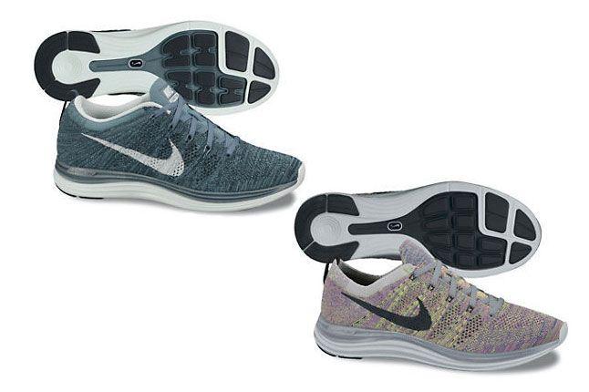Nike Lunar Flyknit 1 Multi Color Pack Pastel 1