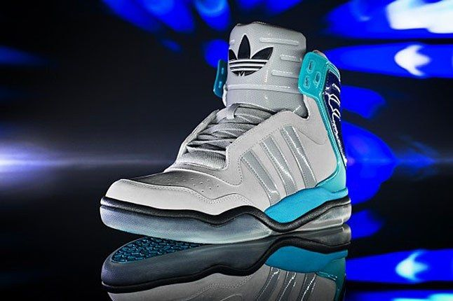 Adidas Tech Street Grey 1