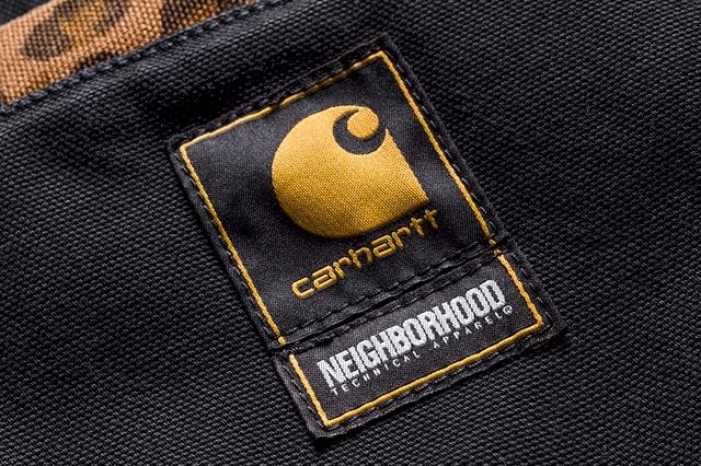 Neighbourhood Carhartt Wip 2014 Capsule Collection Product Shots 9