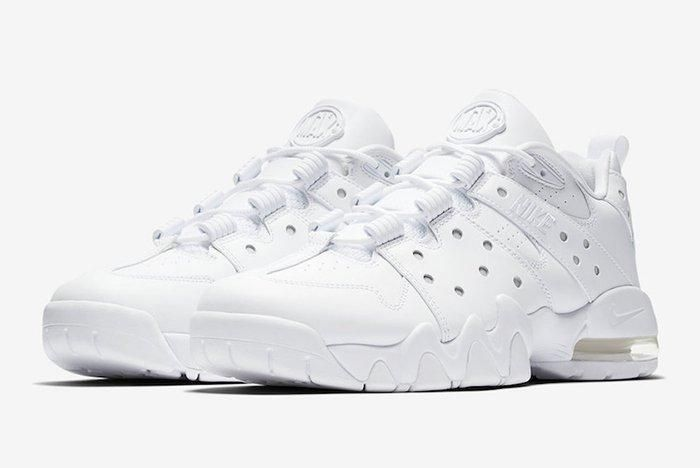 Nike Air Max2 Cb 94 Low Triple White4