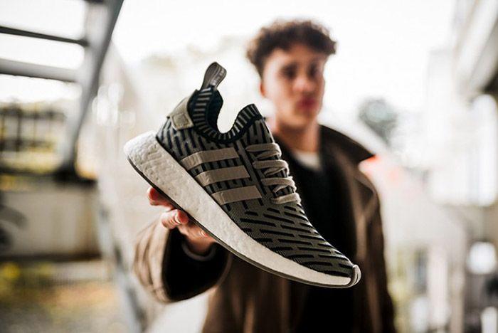 Adidas Nmd R2 On Foot 10