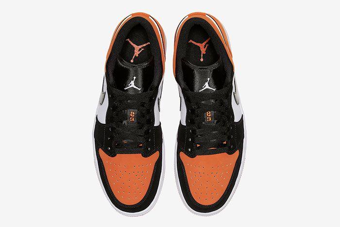 Air Jordan 1 Low Shattered Backboard 553558 128 Top