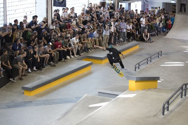 Nike Sb Berlin Shelter Open Recap 2