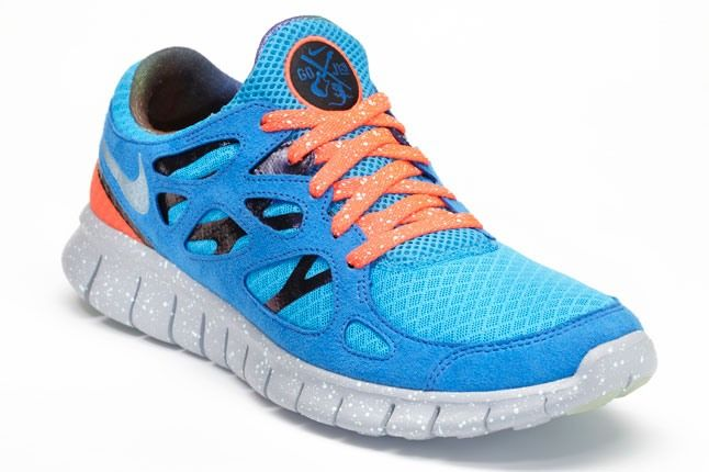 Doernbecher Nike Free Run 2 Blue 1