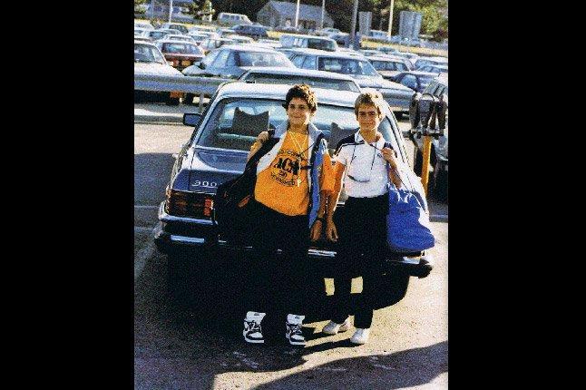 Kids In Jordans From Roger Bennett Camp Book 1