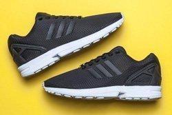 Adidas Zx Flux Black White Thumb