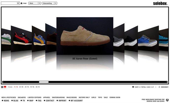 Solebox New Website 1