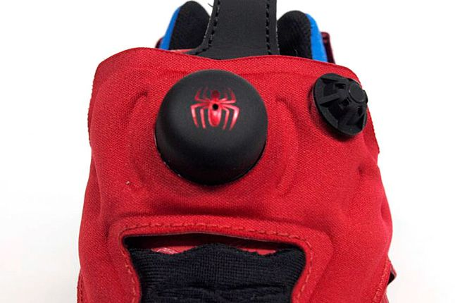 Marvel Reebok Insta Pump Fury Spider Man 04 1