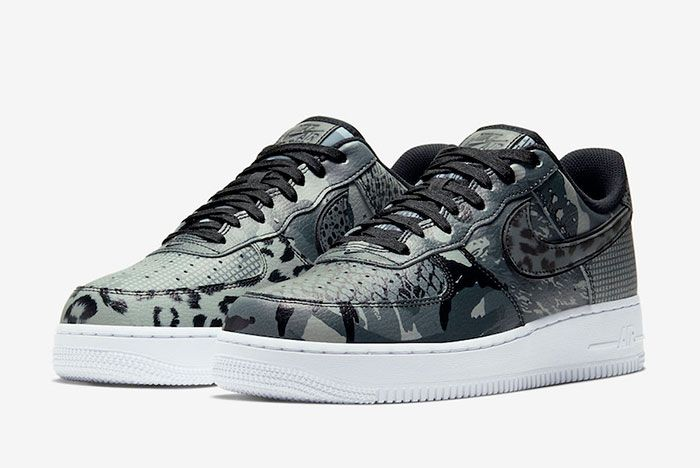 Nike Air Force 1 Low Chicago Ct8441 001 Three Quarter Lateral Side Shot