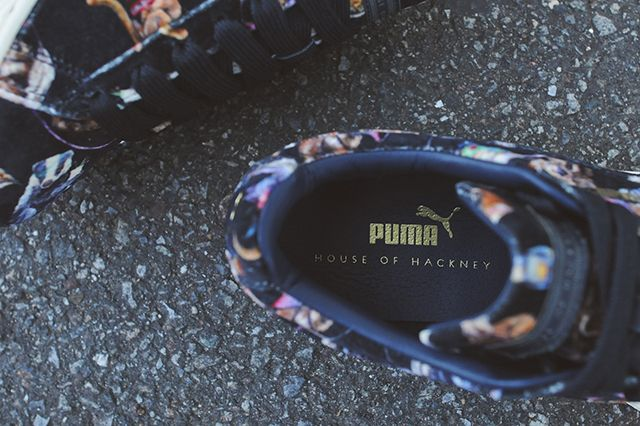 Puma House Hackney Pack 4