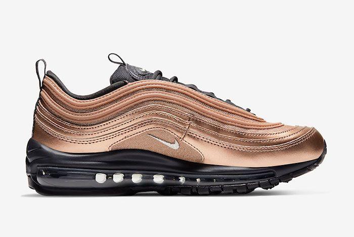Nike Air Max 97 Copper Ct1176 900 Medial