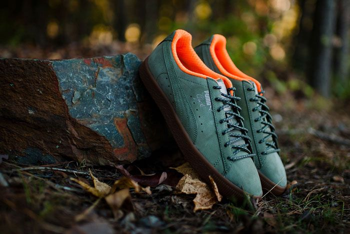Puma Clyde Winter Pack 12