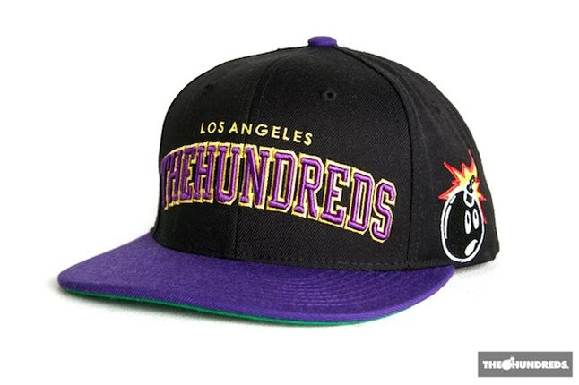 The Hundreds Player Lakers 2 1