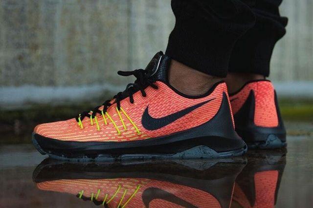 Nike Kd8 Total Orange 3