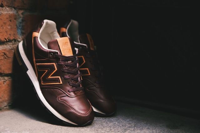 Nb 996 Horween Deep Burgundy 6