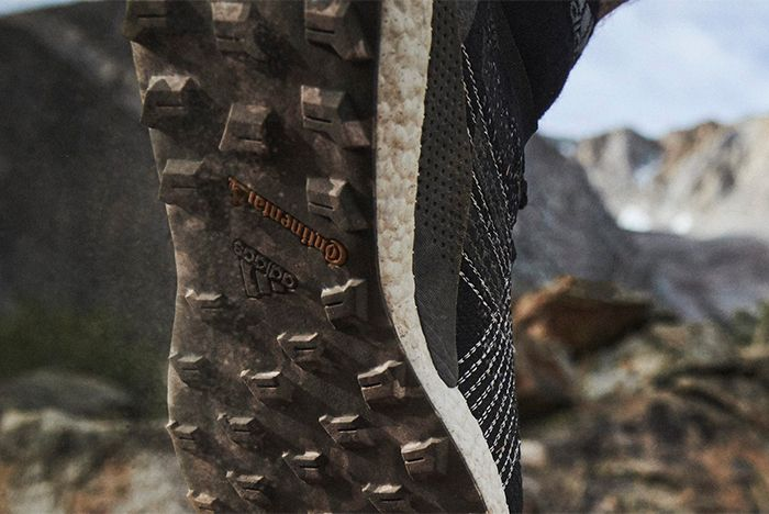 Parley Adidas Terrex Two Ultra Trail Runner Sole