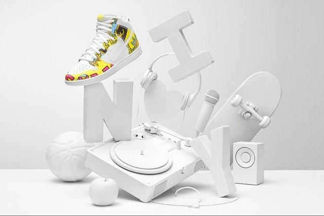 Nike Dunk Hi De La Soul Bumper 8