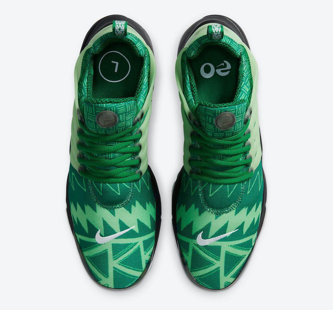 Nike Air Presto Naija Top