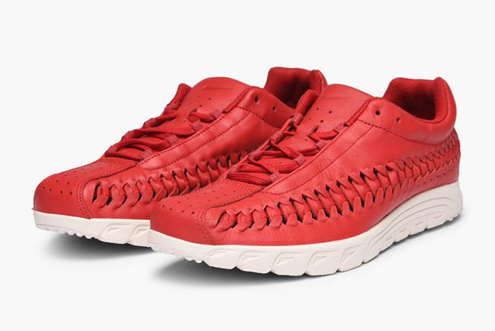Nike Mayfly Woven Leather 1
