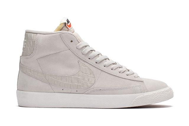 Nike Blazer Mid Light Bone 2