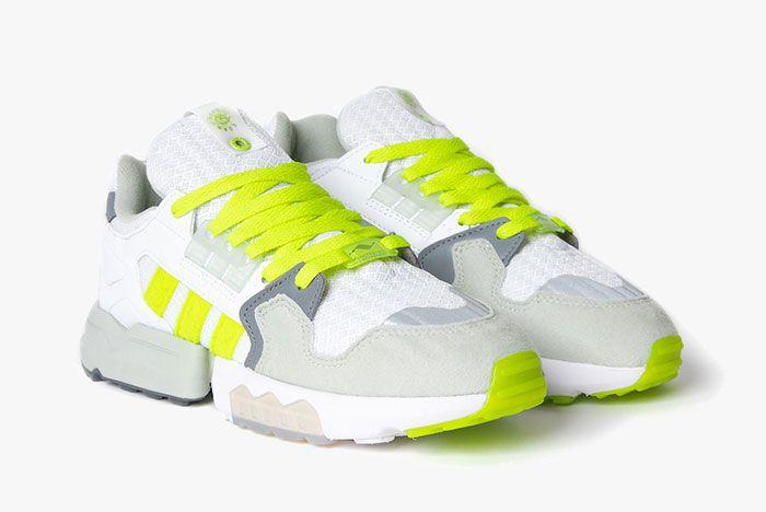 Footpatrol Adidas Zx Torsion Ef7681 Front Angle