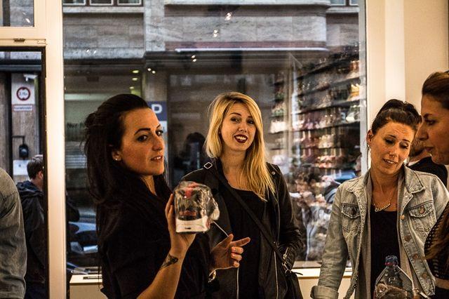 Solemart Store Opening Interview Hikmet 12