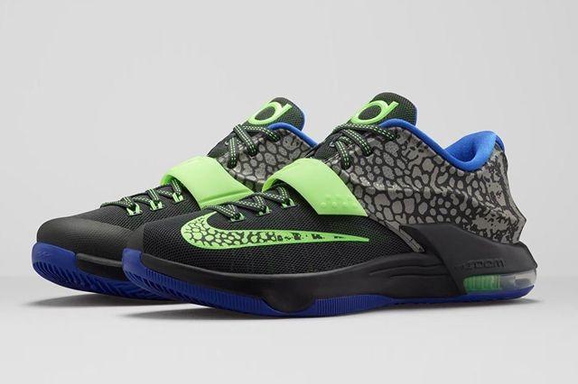 Nike Kd 7 Electric Eel 6