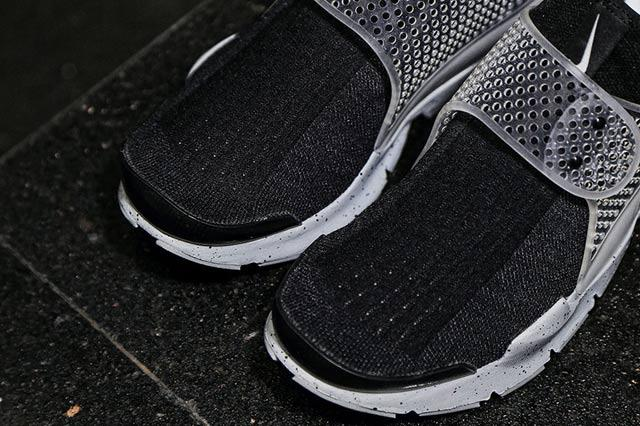 Fragment Design Nike Sock Dart Black 4