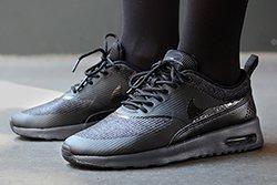 Nike Air Max Thea Premium Triple Black Thumb