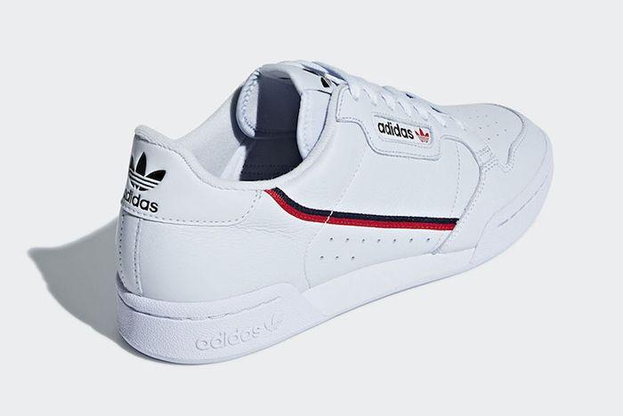 Adidas Continental 80 Aero Blue 4