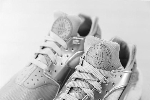Nike Huarache Metalic 3