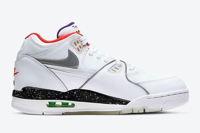 Nike Air Flight 89 Planet Of Hoops Cw2616 101 Medial