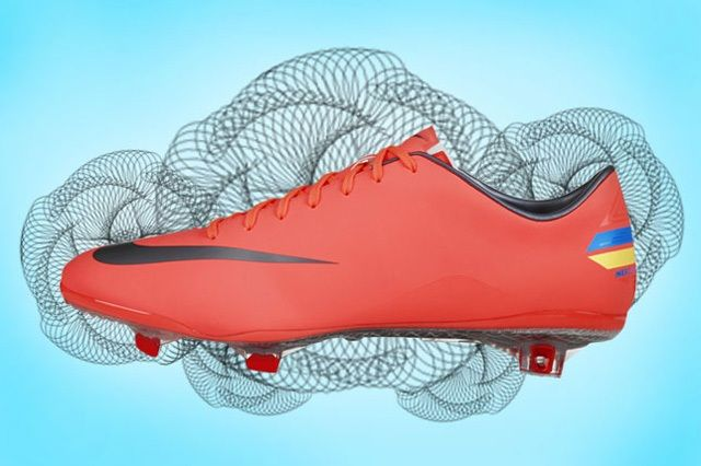 Timeline Nike Mercurial Boots 3