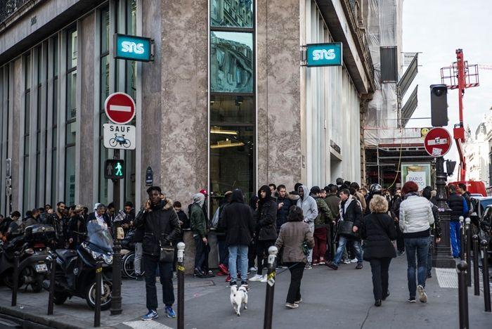 Sneakersnstuff Paris Opening Day 3