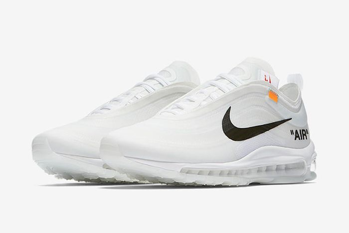 Virgil Abloh X Nike The Ten Sneaker Freaker 4