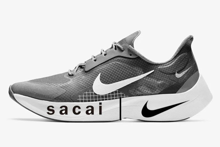 Sacai Nike Peg Vaporfly Sp Left