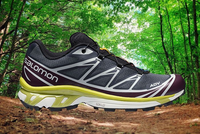 Salomon Xt 6 Adv Ltd India Ink Lateral